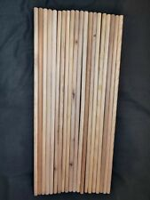 10 pairs of 5/16 inch Timbale Drum Sticks - Natural