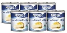 NESTLE SWEETENED CONDENSED MILK - 6 x 395g CAN VALUE PACK - FREE POST