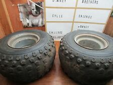 ATC 250R HONDA 1983 ATC 250R 1983 REAR WHEELS