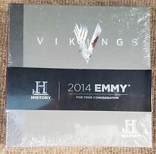 SEALED! For Your Consideration VIKINGS Emmy FYC DVD History Channel 2014