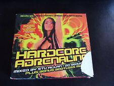 Hardcore Adrenaline : DJ Seduction (2007) - Box set CD