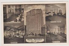 Nyc Hotel President Multi View By Lumitone, West 48Th St. New York City