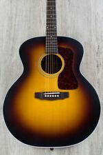 Guild F-40e Jumbo Acoustic-electric Guitar Antique Sunburst