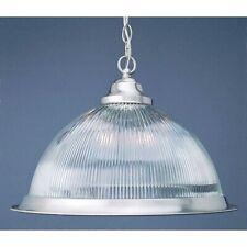 Volume Lighting Roth 1-Light Brushed Nickel Pendant, Brushed Nickel - V1800-33