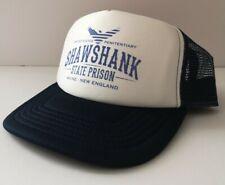 Shawshank Redemption Trucker Snapback Hat - Retro 90s Cap Film Prison Movie