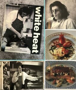 Marco Pierre White - White Heat 1st Edition Ultimate Cook.Book