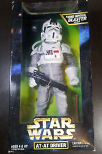 "AT-AT DRIVER 12"" 1/6 scale Action Collection STAR WARS 1997 Kenner Hasbro AT AT"