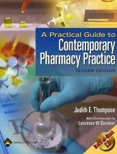 A Practical Guide to Contemporary Pharmacy Practice, Judith E. Second Edition