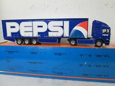 ERF Pepsi Transport Articulated Truck by Tekno 1/50 Scale
