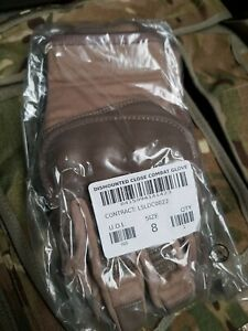 New in Packet British Army Dismounted Close Combat Glove Iturri Size 8