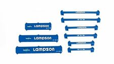 """121 pc Crane Rigging & Lifting Kit w/ Spreader Beams - """"LAMPSON"""" - 1/50 - Weiss"""
