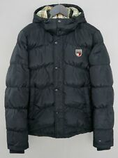 Tommy Hilfiger Genuine Down Jacket with removable hood:  Size Small