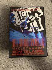Black Label Black Out Dvd Skateboarding Video Jason Adams Chet Childress