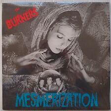 BURNERS: Mesmerization OBSCURE power pop OHIO vinyl LP PRIVATE hear it