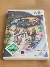 SoulCalibur Legends (Nintendo Wii game)