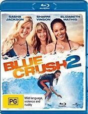 Blue Crush 2 - Thrilling Adventure / Romance - Sasha Jackson - NEW Blu-Ray