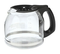 Mr Coffee PLD12-1 Replacement 12 Cup Carafe Coffee Maker Pot BVMC-SJX33GT SJX33