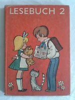 Lesebuch 2. Klasse, DDR-Lehrbuch 1973, Volk und Wissen