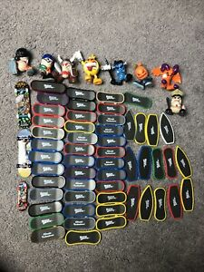 Lot Of 40 Tech Deck Skateboards, 8 Dudes and More!