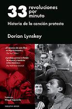 33 revoluciones por minuto. NUEVO. Nacional URGENTE/Internac. económico. MUSICA