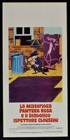 Film The Mysterious Pink Panther And The Diabolical Clouseau Animation N34