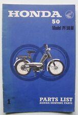 Honda Motorcycle Parts Catalogues