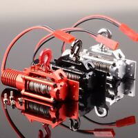 1/10 RC CAR Alloy ELECTRIC WINCH FOR Rock Crawler Axial SCX10 Wraith D90