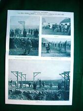 WW1 Guerra Mondiale 1918 Bosnia,Ruteni di Leopoli,Chemin-des-Dames,Carlo Asburgo