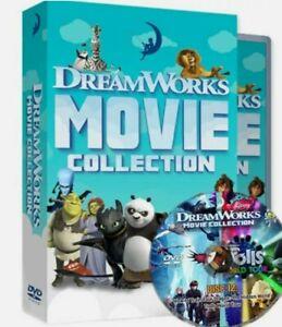 DreamWorks 24 Movie Collection DVD Box Set Region 4