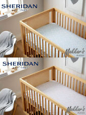 Sheridan 100% Cotton Nursery Sheets & Sets
