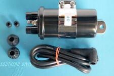 Doppelzündspule 6 volt schwarz (oder 2x in reihe 12V doppelzündung) BMW Harley