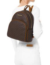 Michael Kors Sac À Dos Bag Abbey Md Backpack Signature Brown Braun
