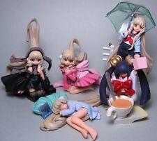 Chobits figure collection chi chii kotoko elda freya anime version clamp