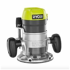 Ryobi Fixed Base Corded Electric Router Wood Woodworking Power Hand Tool Bag New