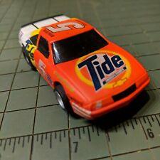 Tyco HO Slot Car NASCAR, Tide, #5, Ricky Rudd not running needs cleanup