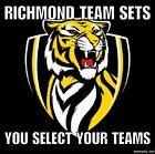 1993-2017 Select Australia RICHMOND Team Sets (You Select)