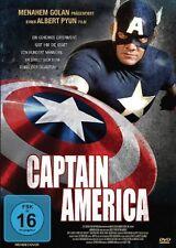 Captain America - UNCUT [FSK16] (DVD) NEU+OVP