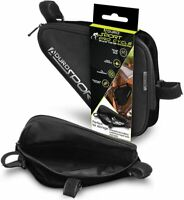 Aduro® Bicycle Bike Storage Bag Triangle Saddle Frame adjustable Cycling Pouch