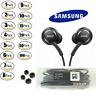 OEM Samsung AKG Stereo Headphones Earphones In Ear Earbuds For Galaxy S8 S9 Lot