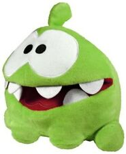 "Cut The Rope 8"" Hand Plush with Sound, My Pal Om Nom NEW IN BOX"