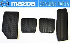 MAZDA GENUINE OEM RX-7 SAVANNA FC3S Foot Rest&Clutch&Brake&Gas Pedal Pad