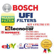 KIT TAGLIANDO FILTRI + OLIO RENAULT CLIO IV 0.9 TCe 66KW 90CV DAL 2012