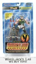 McFarlane Spawn YoungBlood TROLL Jacket  Action Figure   #U2