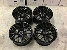 "19"" Avant Garde M359 CONCAVE Wheels Satin Black BMW E90 E92 E93 M3 Competition"
