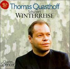 Schubert: Winterreise, Franz Schubert, Thomas Quasthoff, Good