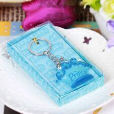 Porte-clefs Prince en boîte Naissance Petit garçon bébé Babyparty (fête bébé)