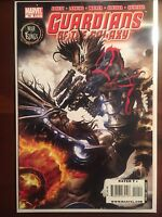 Guardians of the Galaxy issue #10 VF/NM 1st Print Marvel Abnett Lanning Walker