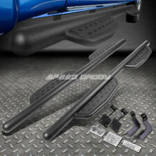 Matte Blk Topline For 99-16 Ford F250//F350 Super Cab Modular Drop Step Nerf Bar
