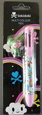NEU TOKIDOKI Multicolor Kugelschreiber Cactus Friends Sandy Pen Kawaii Unicorn +