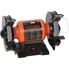 Black-Decker-Bench-Grinder (Single Speed) 1.8 Amp 6 Inches Powerful